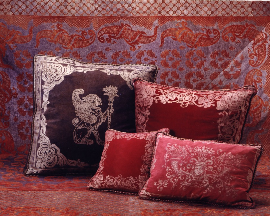 Art & Decor Stoffe - diese Stoffe von Art & Decor erhältlich bei Decoris Interior Design Zürich Innenarchitektur und Inneneinrichtung am Zürichberg