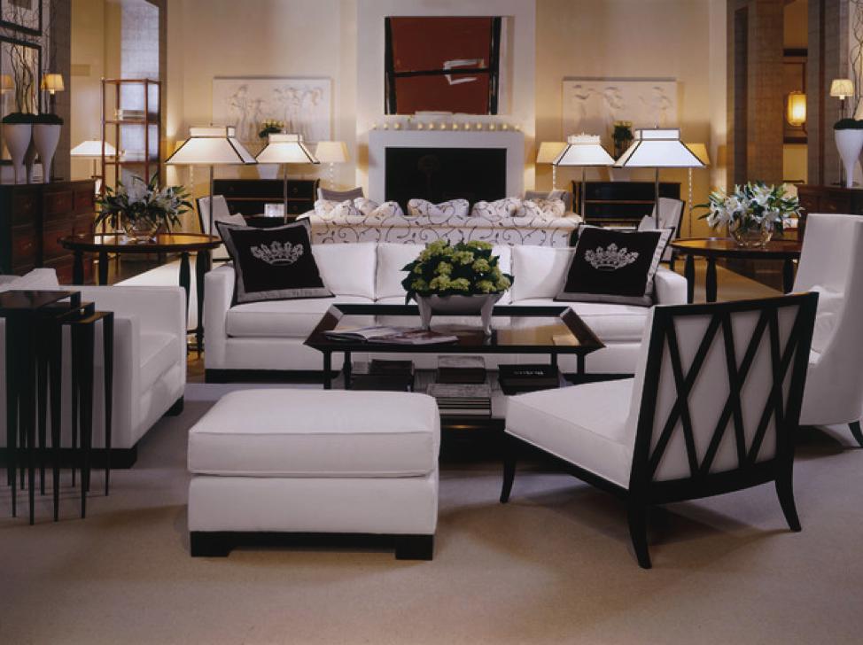Baker Möbel - diese Möbel von Baker erhältlich bei Decoris Interior Design Zürich Innenarchitektur und Inneneinrichtung am Zürichberg