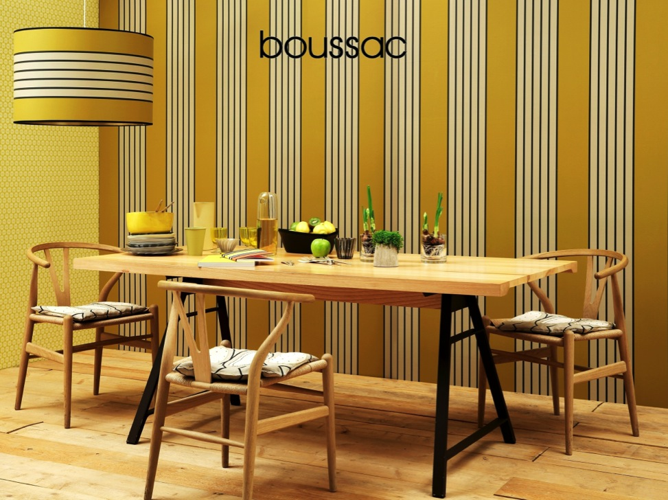 boussac – decoris, Innenarchitektur ideen