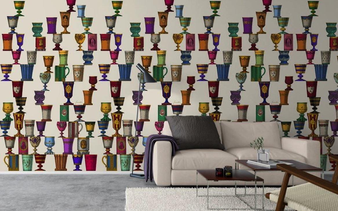 Cole & Son Tapeten - diese Tapete von Cole & Son erhältlich bei Decoris Interior Design Zürich Innenarchitektur und Inneneinrichtung am Zürichberg
