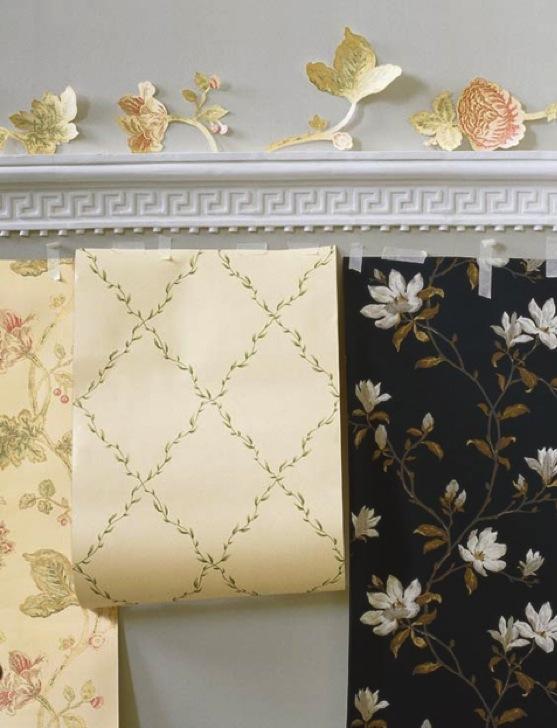 Colefax & Fowler Tapeten - diese Tapeten von Colefax & Fowler erhältlich bei Decoris Interior Design Zürich Innenarchitektur und Inneneinrichtung am Zürichberg