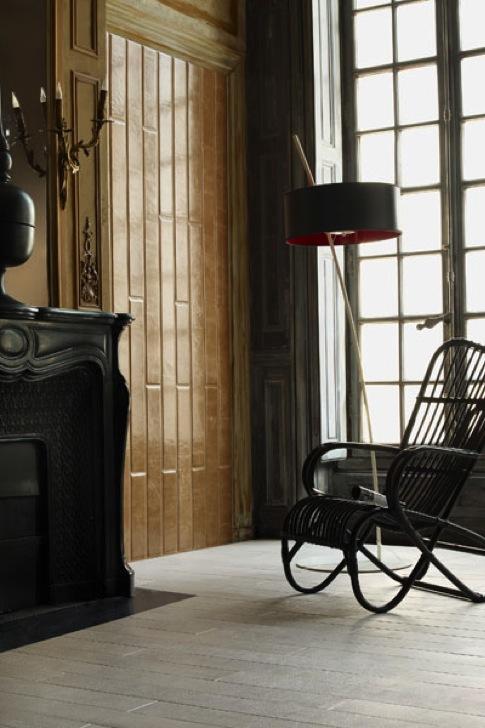 cuir au carr decoris. Black Bedroom Furniture Sets. Home Design Ideas
