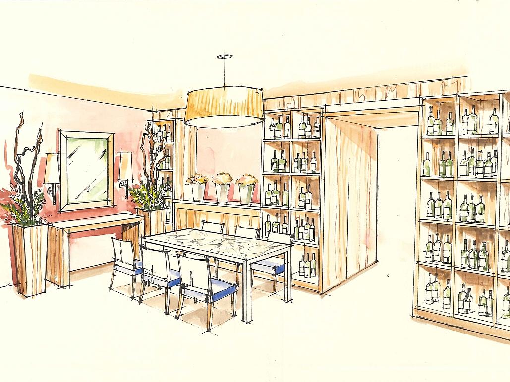 Decoris Interior Design Zürich-Wettbewerbe und Studien-Mövenpick Stadelhofen-Innenarchitektur und Inneneinrichtung am Zürichberg mit auf Sie persönlich zugeschnittenen Inneneinrichtungskonzepten. Ihre Experten für Innenarchitektur und Inneneinrichtung in Zürich