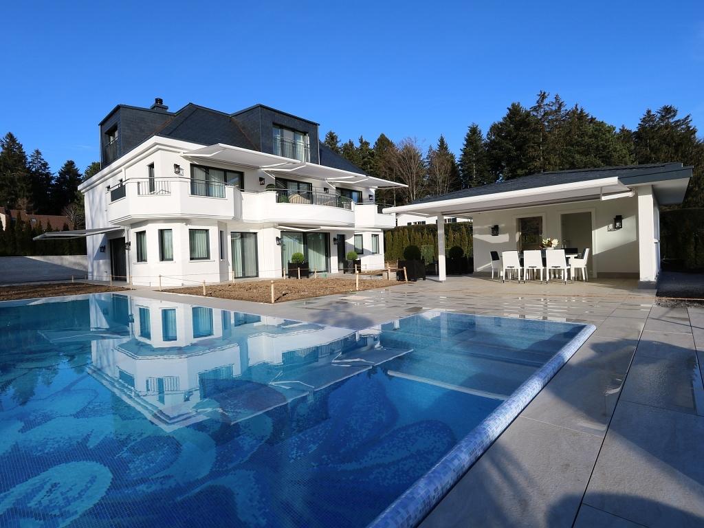 Projekt – Gesamtumbau + Einrichtung – Villa Goldküste ...