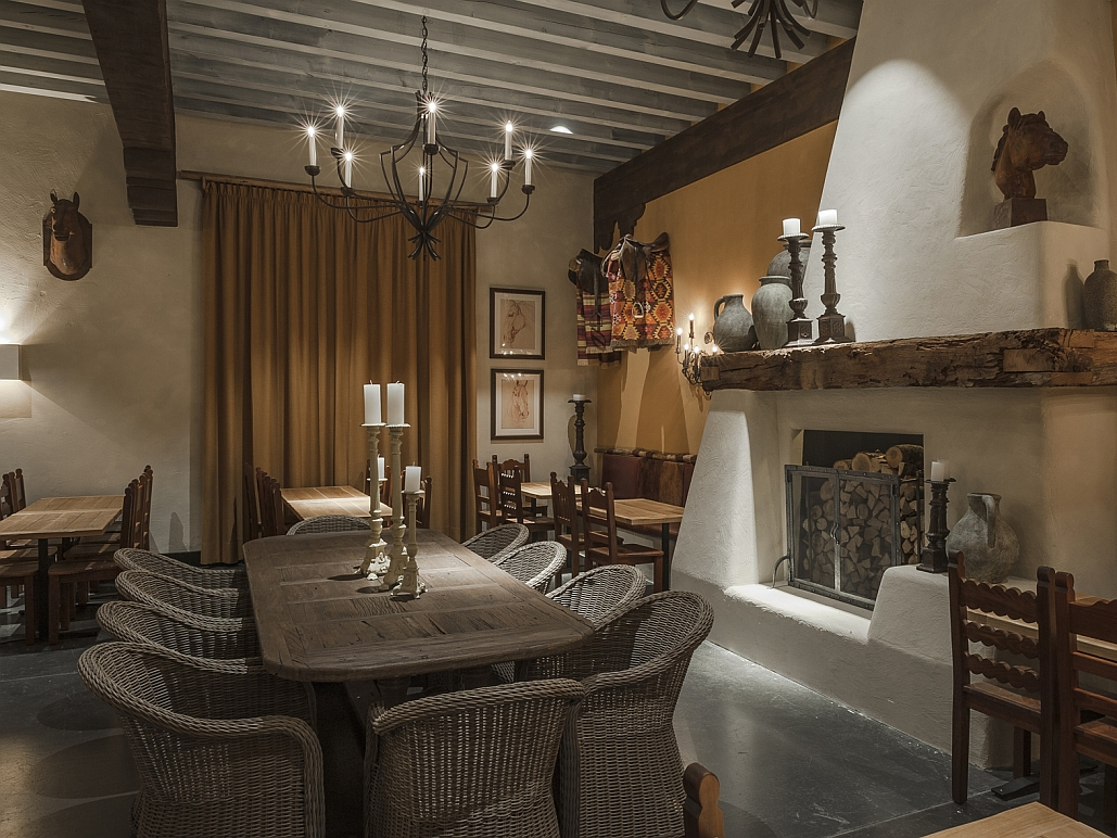 Zoo z rich restaurant pantanal decoris for Restaurant design innenarchitektur