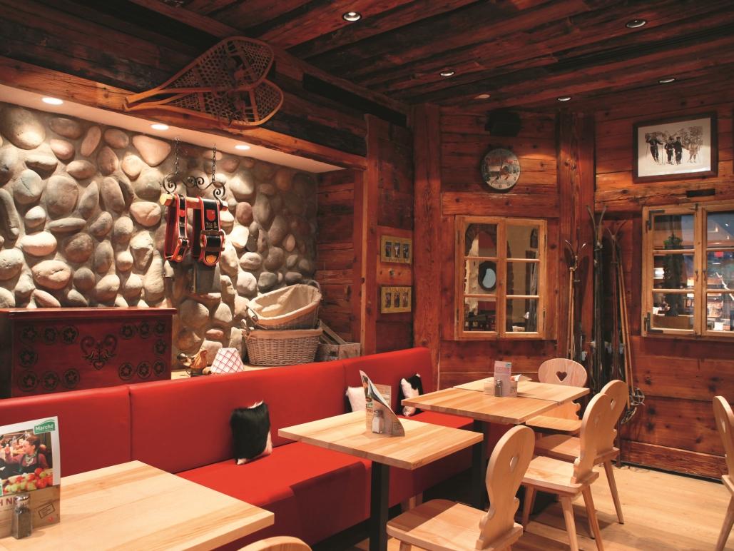 Marché Toronto - Decoris Interior Design Zürich - Innenarchitektur und Inneneinrichtung am Zürichberg mit auf Sie persönlich zugeschnittenen Inneneinrichtungskonzepten. Ihre Experten für Innenarchitektur und Inneneinrichtung in Zürich