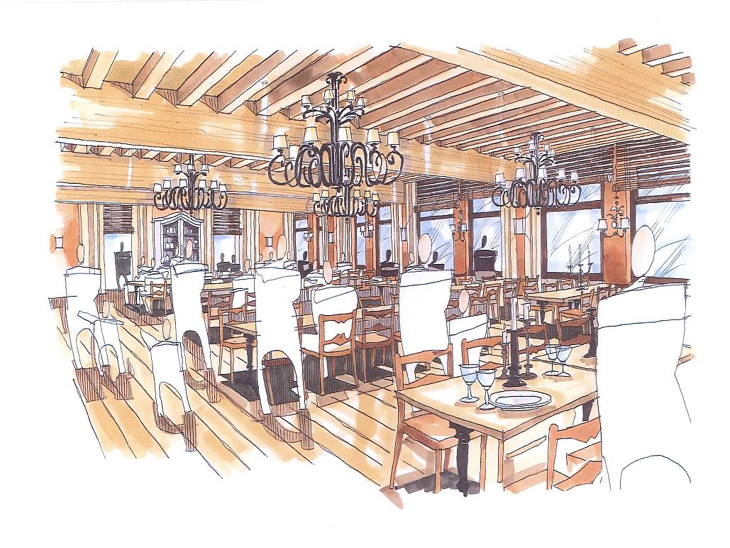 Zoo Zürich Zoo Restaurant Pantanal Zürich - Decoris Interior Design Zürich - Innenarchitektur und Inneneinrichtung am Zürichberg mit auf Sie persönlich zugeschnittenen Inneneinrichtungskonzepten. Ihre Experten für Innenarchitektur und Inneneinrichtung in Zürich