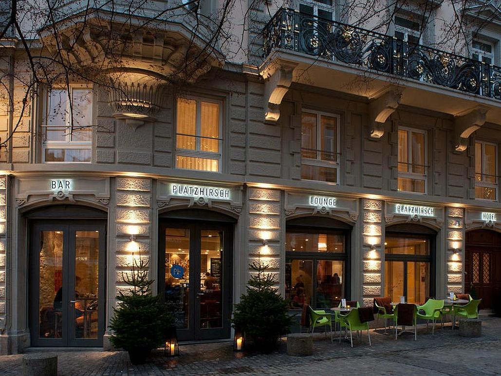 Platzhirsch Bar – Zürich – DECORIS