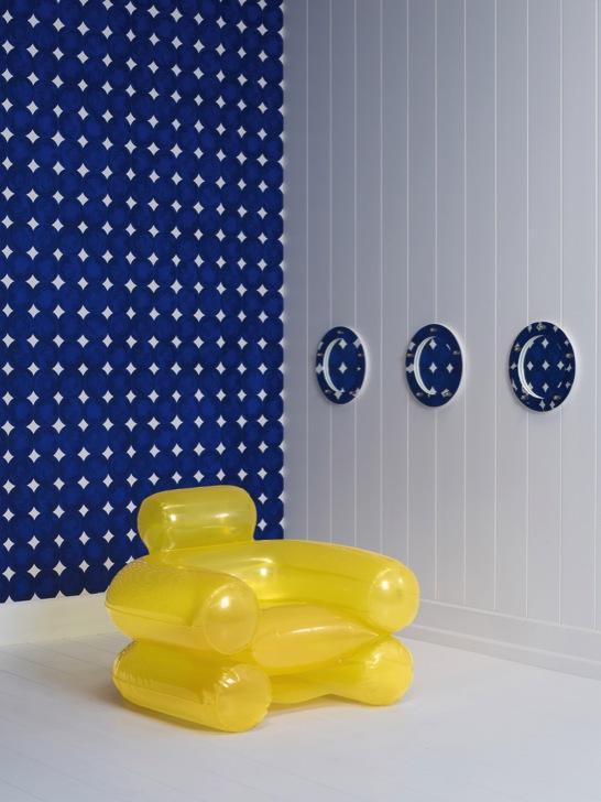 Dedar Tapeten - diese Tapete von Dedar erhältlich bei Decoris Interior Design Zürich Innenarchitektur und Inneneinrichtung am Zürichberg