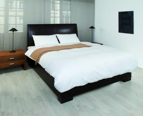 Elite Betten - dieses Bett von Elite erhältlich bei Decoris Interior Design Zürich Inneneinrichtung und Innenarchitektur am Zürichberg
