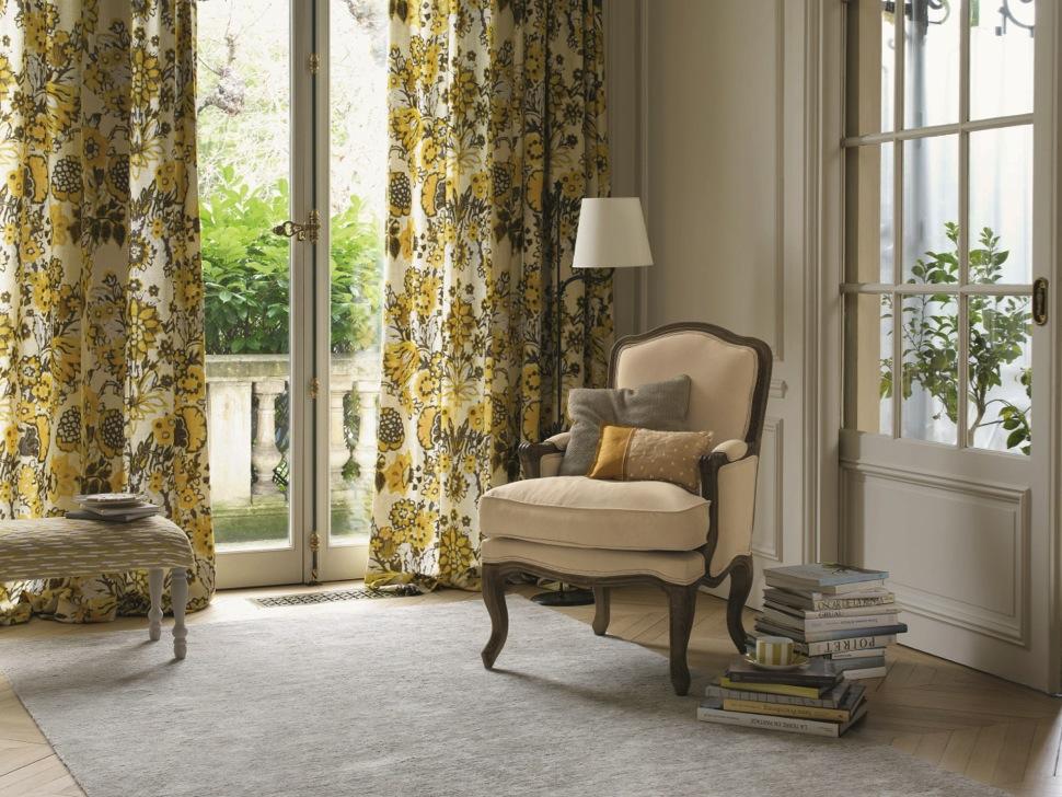 Etamine Stoffe von Zimmer und Rohde - diese Stoffe von Etamine erhältlich bei Decoris Interior Design Zürich Innenarchitektur und Inneneinrichtung am Zürichberg