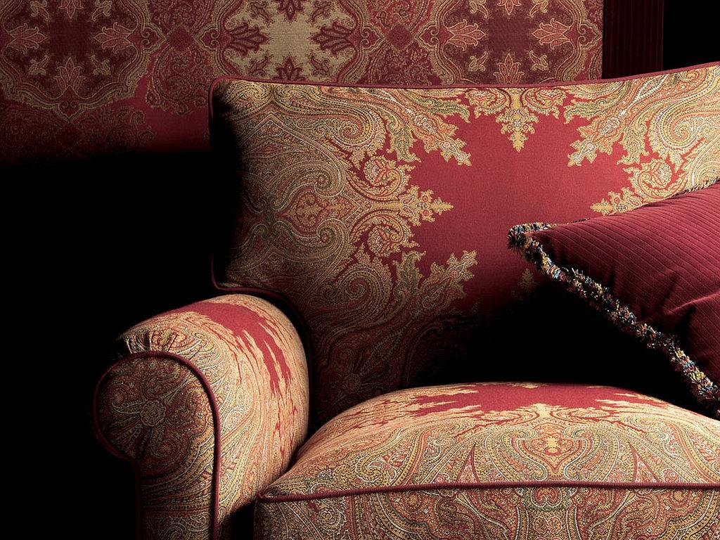 Etro Stoffe - diese Stoffe von Etro erhältlich bei Decoris Interior Design Zürich Innenarchitektur und Inneneinrichtung am Zürichberg