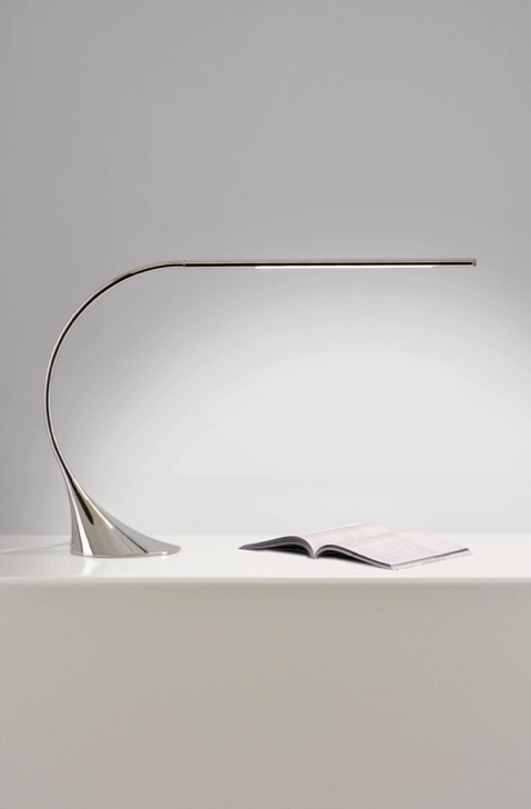 Florian Schulz Beleuchtung - diese Tischlampe erhältlich bei Decoris Interior Design Zürich Innenarchitektur und Inneneinrichtung am Zürichberg