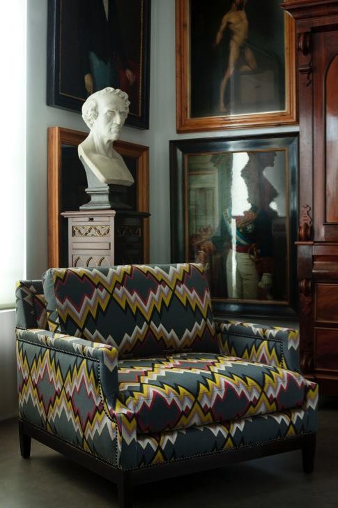 Gaston y Daniela Stoffe - diese Stoffe von Gaston y Daniela erhältlich bei Decoris Interior Design Zürich Innenarchitektur und Inneneinrichtung am Zürichberg
