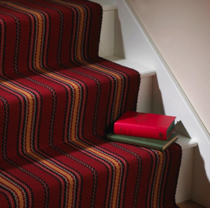 Hartley Teppiche - dieser Treppen Teppich von Hartley erhältlich bei Decoris Interior Design Zürich Inneneinrichtung und Innenarchitektur am Zürichberg