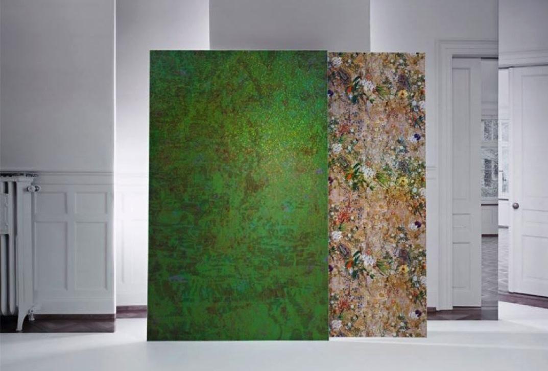 Jakob Schläpfer Tapeten - diese Tapeten von Jakob Schläpfer erhältlich bei Decoris Interior Design Zürich Innenarchitektur und Inneneinrichtung am Zürichberg