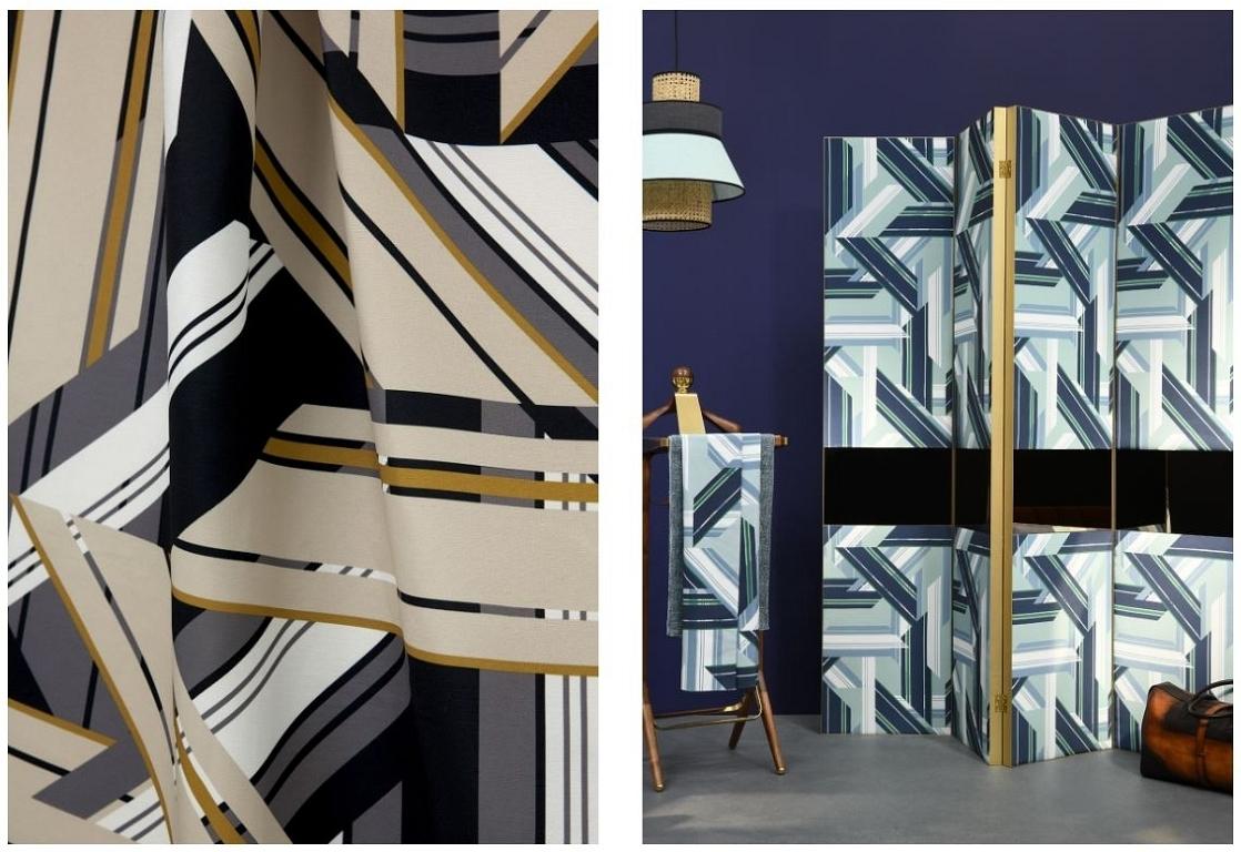Lelièvre Stoffe Textiles. Diese Stoffe von Lelièvre sind erhältlich bei Decoris Interior Design Zürich - Innenarchitektur Zürich und Inneneinrichtung Zürich am Zürichberg mit auf Sie persönlich zugeschnittenen Inneneinrichtungskonzepten. Ihre Experten für Innenarchitektur in Zürich und Inneneinrichtung in Zürich