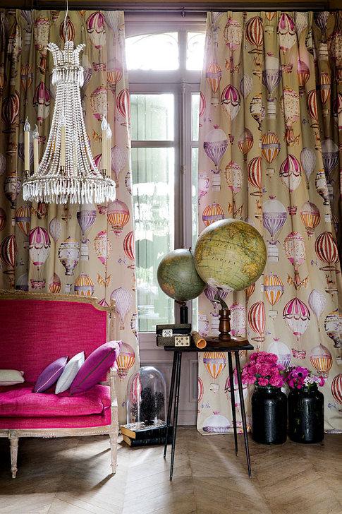 Manuel Canovas Stoffe - diese Stoffe von Manuel Canovas erhältlich bei Decoris Interior Design Zürich Innenarchitektur und Inneneinrichtung am Zürichberg