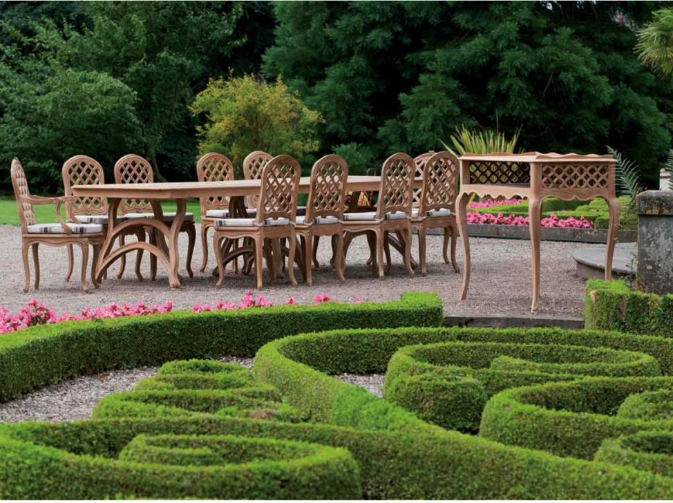 Massant Outdoor Gartenmöbel - diese Gartenmöbel von Massant erhältlich bei Decoris Interior Design Zürich Inneneinrichtung und Innenarchitektur am Zürichberg
