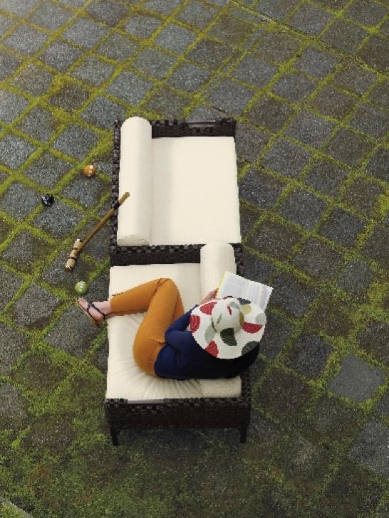 McGuire Gartenmöbel - diese Gartenmöbel von McGuire erhältlich bei Decoris Interior Design Zürich Innenarchitektur und Inneneinrichtung am Zürichberg