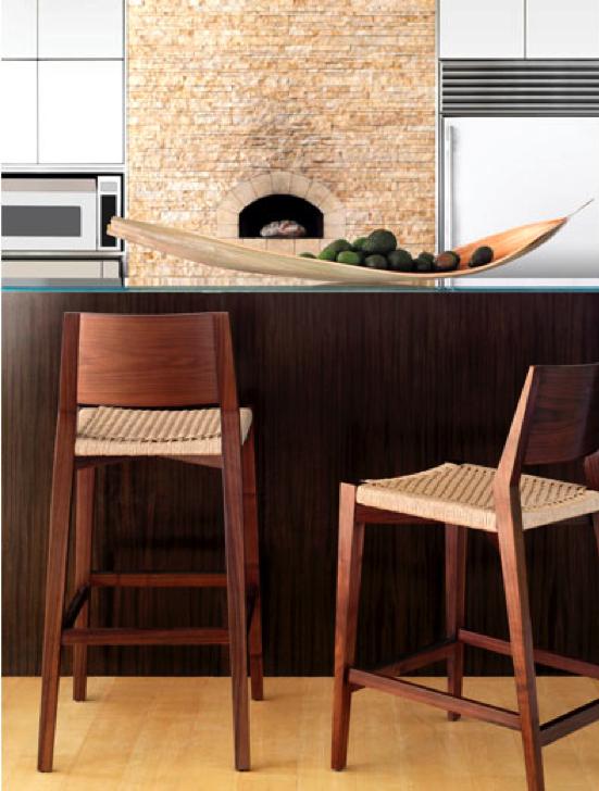 McGuire Möbel - diese Möbel von McGuire erhältlich bei Decoris Interior Design Zürich Innenarchitektur und Inneneinrichtung am Zürichberg
