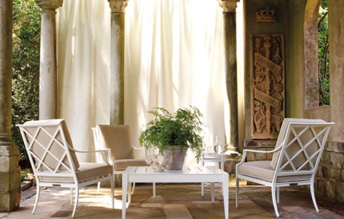 McKinnon and Harris Gartenmöbel - diese Gartenmöbel von McKinnon and Harris erhältlich bei Decoris Interior Design Zürich Innenarchitektur und Inneneinrichtung am Zürichberg