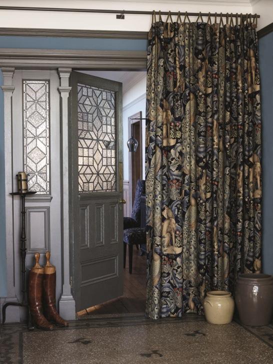 Morris Stoffe - diese Stoffe von Morris erhältlich bei Decoris Interior Design Zürich Innenarchitektur und Inneneinrichtung am Zürichberg