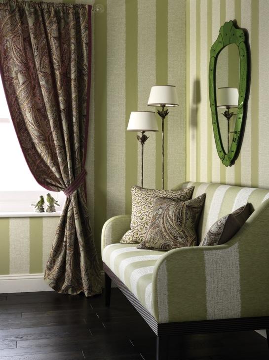 Nina Campbell Stoffe - diese Stoffe von Nina Campbell erhältlich bei Decoris Interior Design Zürich Innenarchitektur und Inneneinrichtung am Zürichberg