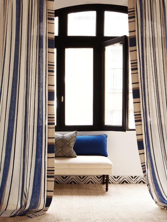 Nobilis Stoffe - diese Stoffe von Nobilis erhältlich bei Decoris Interior Design Zürich Innenarchitektur und Inneneinrichtung am Zürichberg