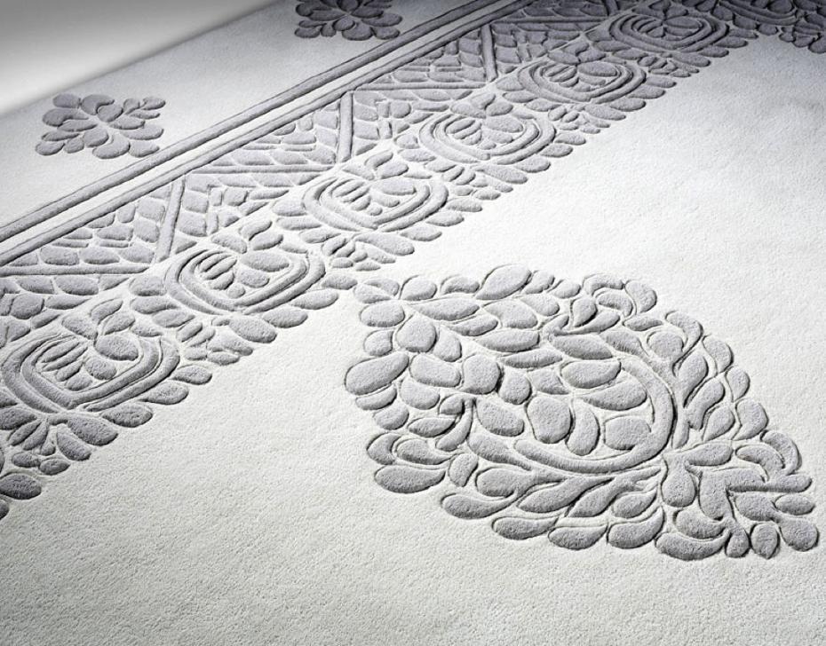 OT Oliver Treutein - diese Teppiche von OT Oliver Treutlein erhältlich bei Decoris Interior Design Zürich Innenarchitektur und Inneneinrichtung am Zürichberg
