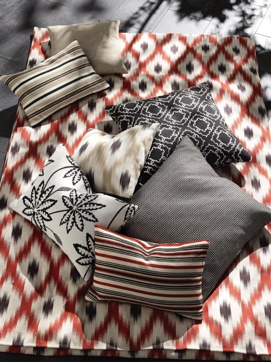 Osborne & Little Stoffe - diese Stoffe von Osborne & Little erhältlich bei Decoris Interior Design Zürich Innenarchitektur und Inneneinrichtung am Zürichberg