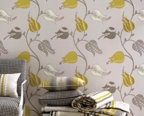 Osborne & Little Tapeten - diese Tapete von Osborne & Little erhältlich bei Decoris Interior Design Zürich Innenarchitektur und Inneneinrichtung am Zürichberg
