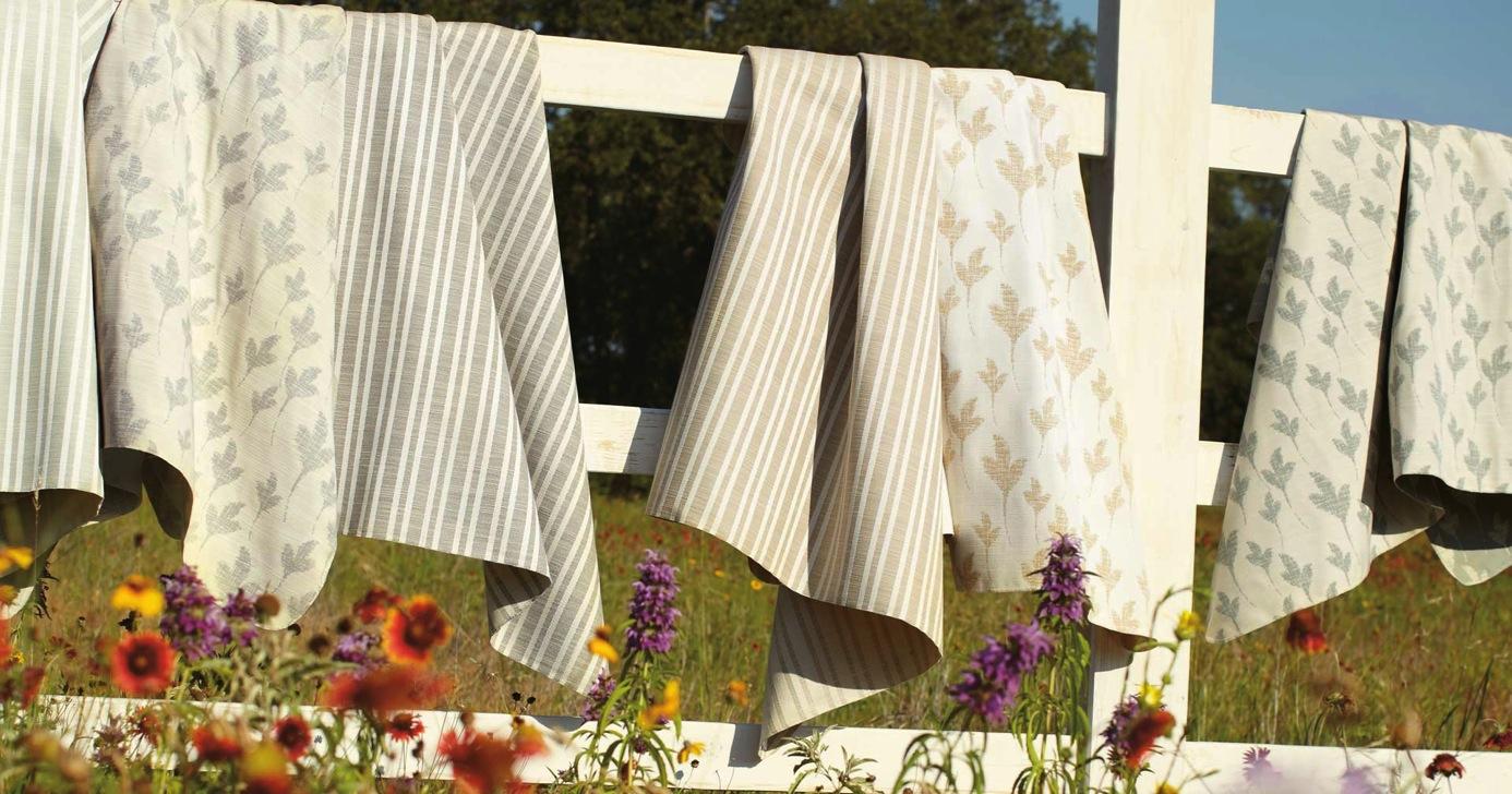 Perennials Stoffe - diese Stoffe von Perennials erhältlich bei Decoris Interior Design Zürich Innenarchitektur und Inneneinrichtung am Zürichberg