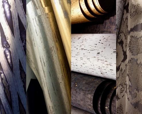 Phillip Jeffries Tapeten - diese Tapete von Phillip Jeffries erhältlich bei Decoris Interior Design Zürich Innenarchitektur und Inneneinrichtung am Zürichberg