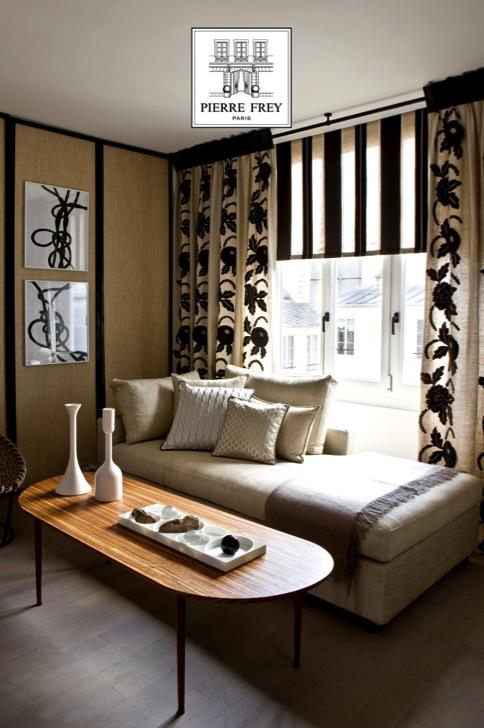 Pierre Frey Stoffe - diese Stoffe von Pierre Frey erhältlich bei Decoris Interior Design Zürich Innenarchitektur und Inneneinrichtung am Zürichberg