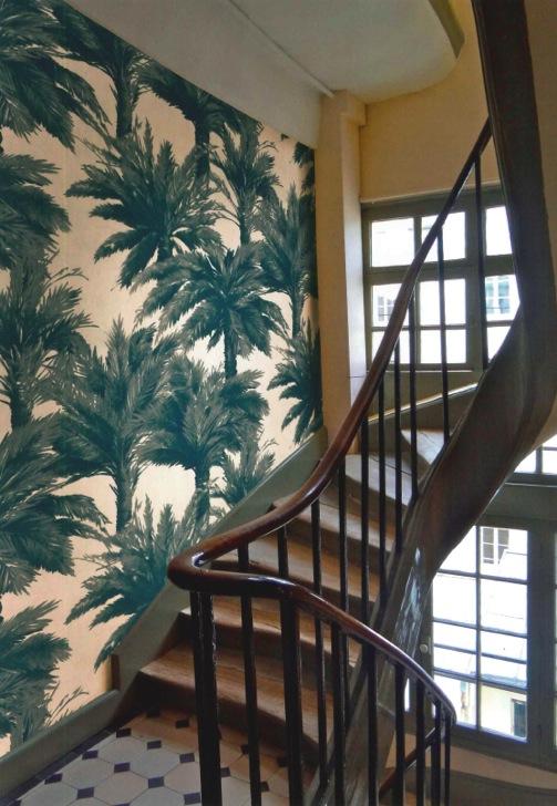 Pierre Frey Tapeten - diese Tapete von Pierre Frey erhältlich bei Decoris Interior Design Zürich Innenarchitektur und Inneneinrichtung am Zürichberg