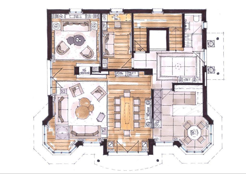 concept design – decoris, Innenarchitektur ideen