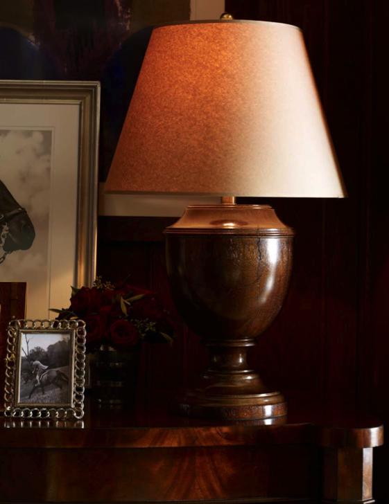 Ralph Lauren Beleuchtung - diese Beleuchtung / Lampe von Ralph Lauren erhältlich bei Decoris Interior Design in Zürich - Innenarchitektur und Inneneinrichtung am Zürichberg