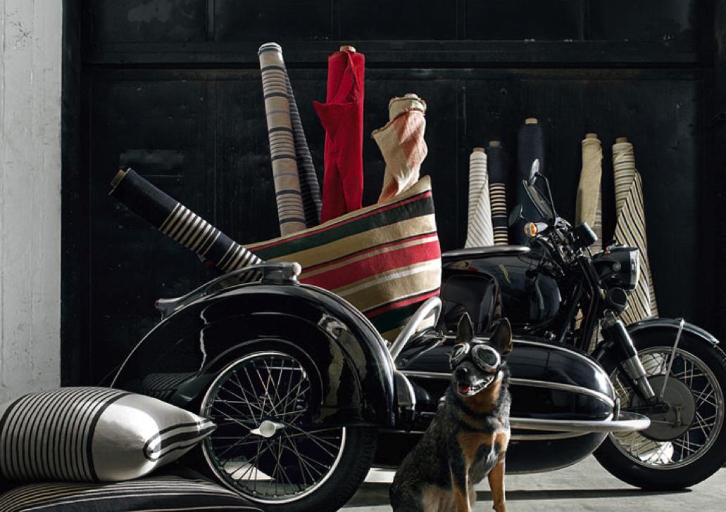 Ralph Lauren Stoffe - diese Stoffe von Ralph Lauren erhältlich bei Decoris Interior Design in Zürich - Innenarchitektur und Inneneinrichtung am Zürichberg