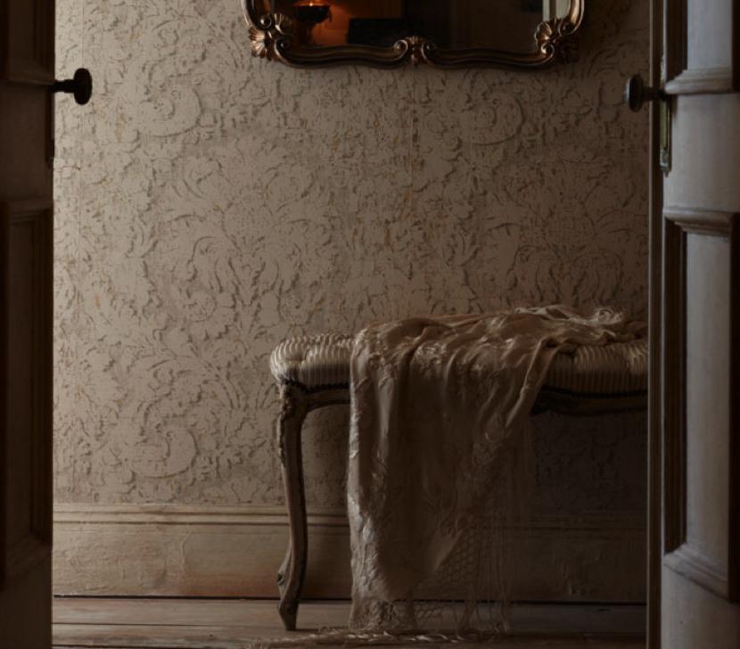 ralph lauren tapeten decoris interior design z rich. Black Bedroom Furniture Sets. Home Design Ideas