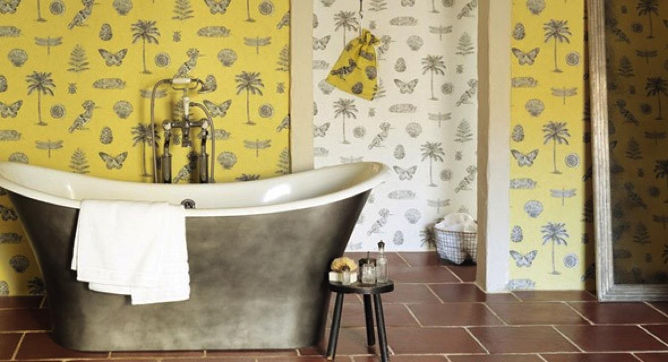Sanderson Tapeten - diese Tapete von Sanderson erhältlich bei Decoris Interior Design Zürich Innenarchitektur und Inneneinrichtung am Zürichberg