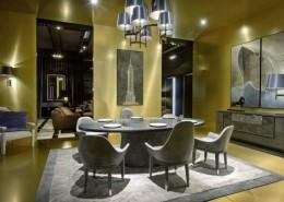 Smania Möbel - diese Möbel von Smania erhältlich bei Decoris Interior Design Zürich Innenarchitektur und Inneneinrichtung am Zürichberg