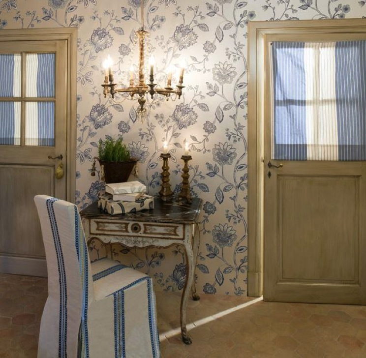 Soleil Bleu Tapeten - diese Tapete von Soleil Bleu erhältlich bei Decoris Interior Design Zürich Innenarchitektur und Inneneinrichtung am Zürichberg