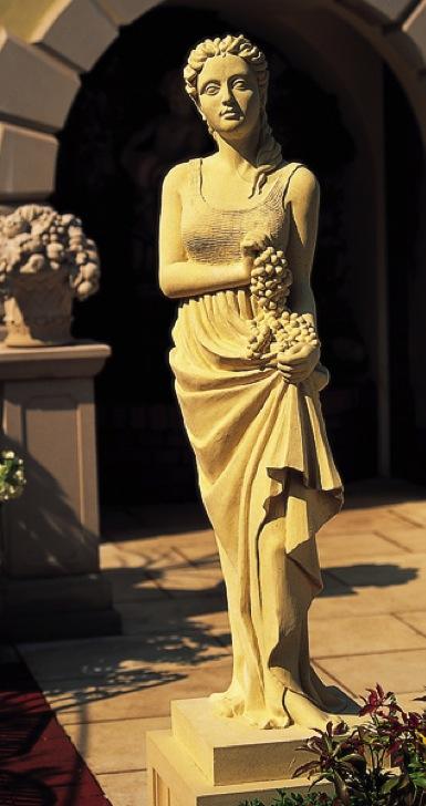 Steinfiguren - Stonestatues Gartendecor - diese Steinfiguren - Stonestatues Gartendecor erhältlich bei Decoris Interior Design Zürich Innenarchitektur und Inneneinrichtung am Zürichberg