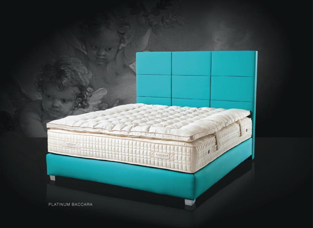 Treca Betten - dieses Bett von Treca erhältlich bei Decoris Interior Design in Zürich - Innenarchitektur und Inneneinrichtung am Zürichberg
