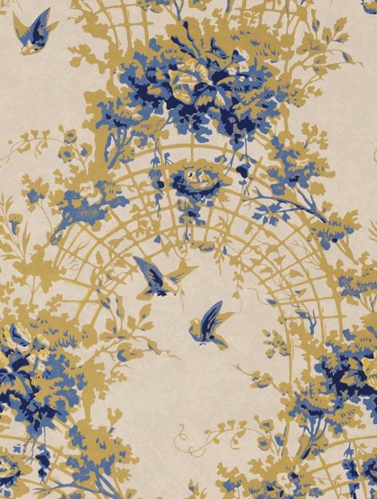 Watts of Westminster Tapeten - diese Tapeten von Watts of Westminster erhältlich bei Decoris Interior Design Zürich Innenarchitektur und Inneneinrichtung am Zürichberg