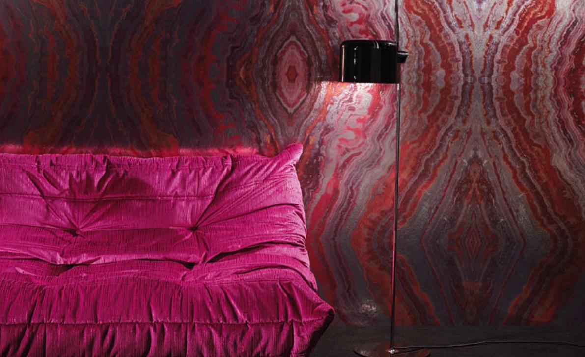 Zinc Tapeten - diese Tapete von Zinc erhältlich bei Decoris Interior Design Zürich Innenarchitektur und Inneneinrichtung am Zürichberg